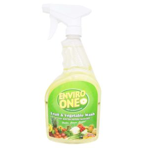 Enviro-One 32 oz Fruit and Vegetable Wash