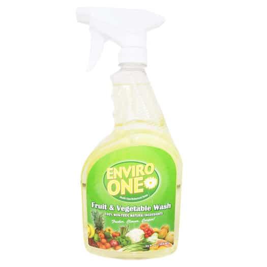 Enviro-One 32 oz Fruit and Vegetable Wash