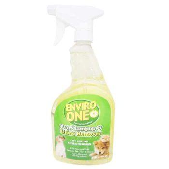 Enviro-One 32 oz Pet Shampoo & Urine Remover