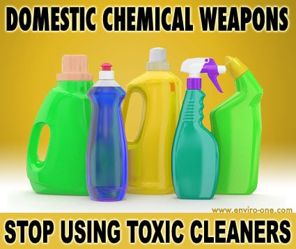 Domestic Chemical Weapons