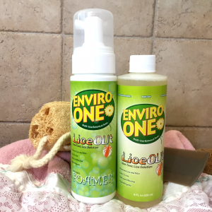 Enviro-One LiceOut Head Lice Treatment